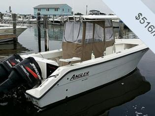 Angler 260 Center Console