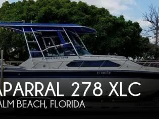 Chaparral 278 XLC