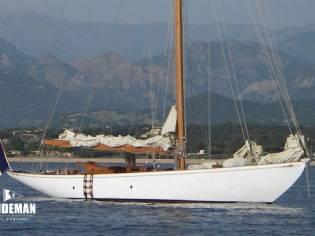 Alfred Mylne William Fife build Bermudian Cutter