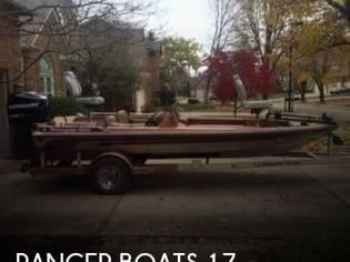 Ranger Boats Comanche 365V