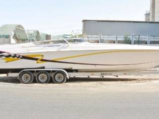 Fountain 38 Motor Yacht