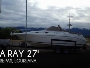 Sea Ray 270 Sundancer SE