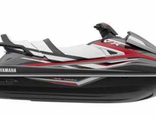 Yamaha Waterscooters Recreation VX Cruiser HO