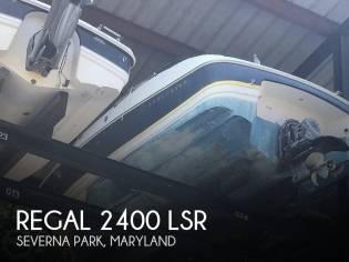 Regal 2400 LSR