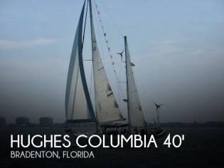 Hughes Columbia 40 Center Cockpit