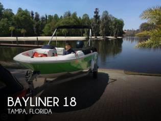 Bayliner 180 Element XL