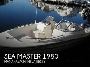 Sea Master 1980 Dual Console