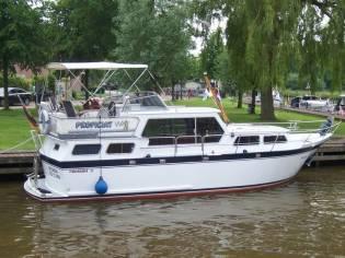 Jachtwerf Wicabo Proficiat 1010 GL