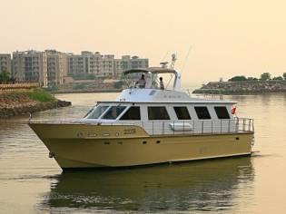 Supercraft 62 Motor Yacht / Houseboat