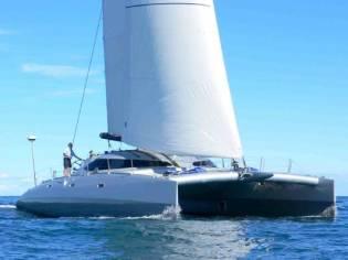 Vismara C57 Catamaran