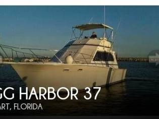 Egg Harbor 37 Convertible