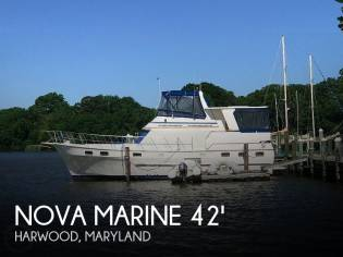 Nova Marine Sundeck 42