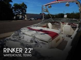 Rinker 212 RX Captiva