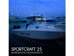 Sportcraft 251 FISHMASTER WAC