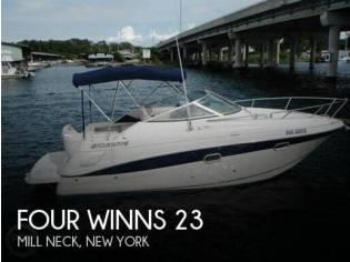 Four Winns 248 Vista