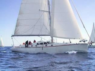 Custom Bouvet 52 Sail Boat