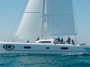 XL Catamarans TS 52.8