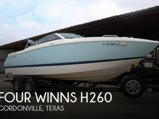 Four Winns H260