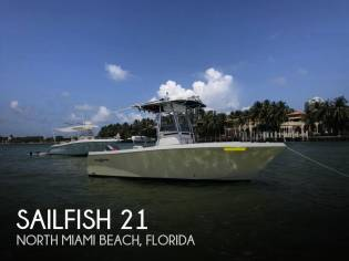 Sailfish 218 CC