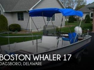 Boston Whaler 17 Sakonnet