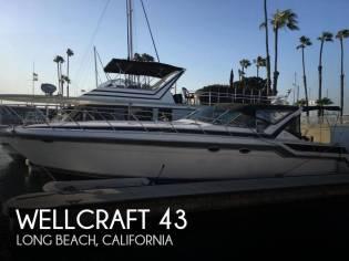 Wellcraft 43
