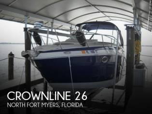 Crownline 264 CR