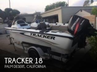 Tracker Tundra 18 DC