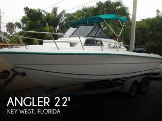Angler 220 Walkaround