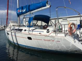 Jeanneau Sun Odyssey 44i