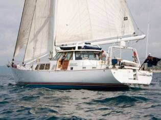 Pilothouse Cutter 92
