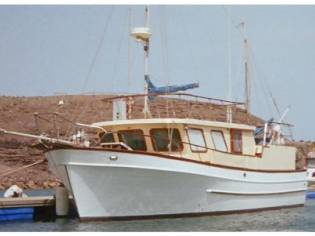 Litton 12m Trawler Yacht