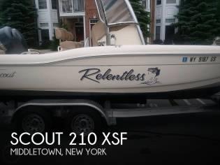 Scout 210 XSF