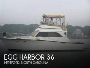 Egg Harbor 36 Sedan Cruiser