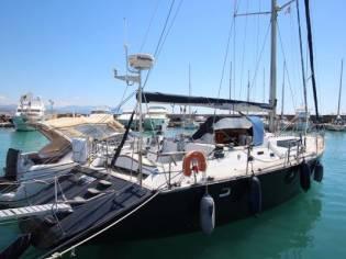 Almaz 18m sailing yacht