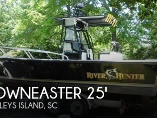 Downeaster 25 River Hunter