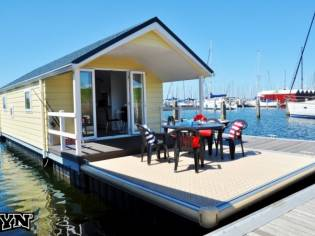 """Best Marine Water Chalet """"Lodge"""""""