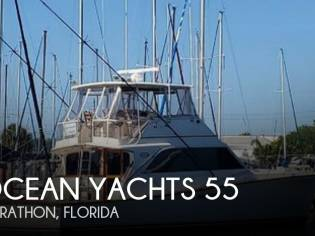 Ocean Yachts Super Sport 55