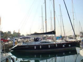 Jeanneau 54 DS Blue Hull