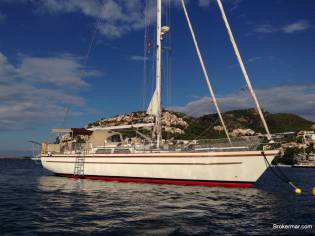 Caravaggio 45 Custom Built Cutter