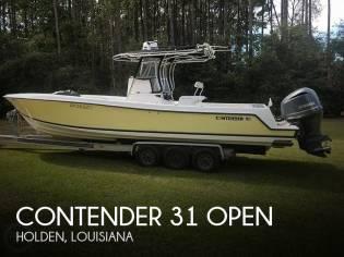 Contender 31 Open