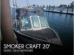 Smoker Craft Phantom 202 OS