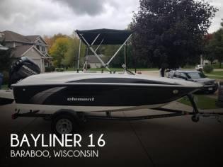 Bayliner 160 Element