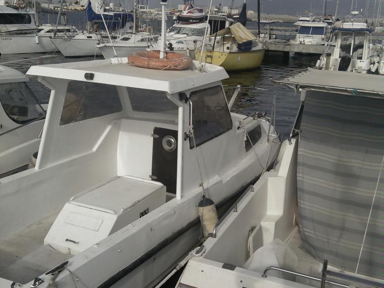 Christensen 740 cabine en rcn de algeciras barcos a for Cabine del fiume bandera