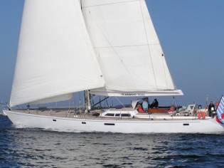 Trehard 80' sloop Unforgettable sailing experience