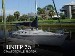 Hunter Legend 35
