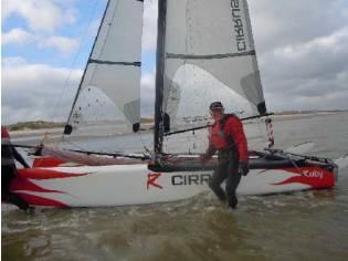 Cirrus catamaran f18