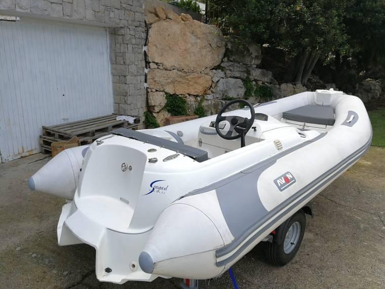 Avon Seasport 400 DL