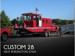 Custom Built Mini Towboat