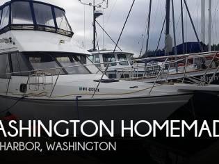 Washington Homemade Boats Canfor Wave Runner 37'