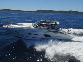 Princess Yachts V39